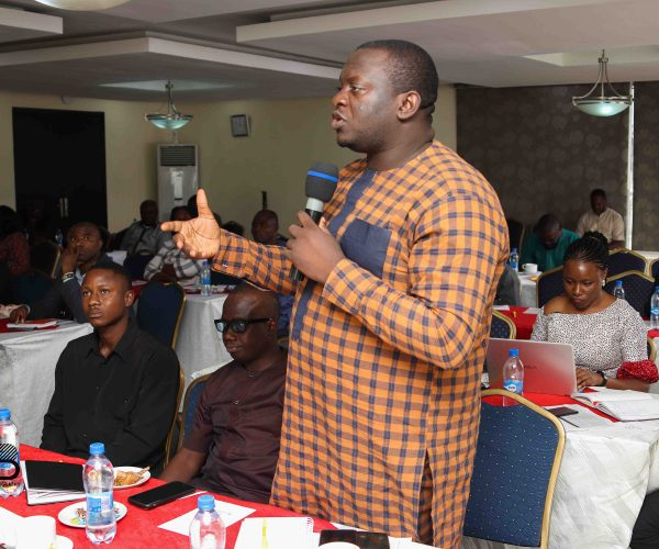 A cross section of Media correspondents at the 2019 PenOp Annual Media Partners Seminar.