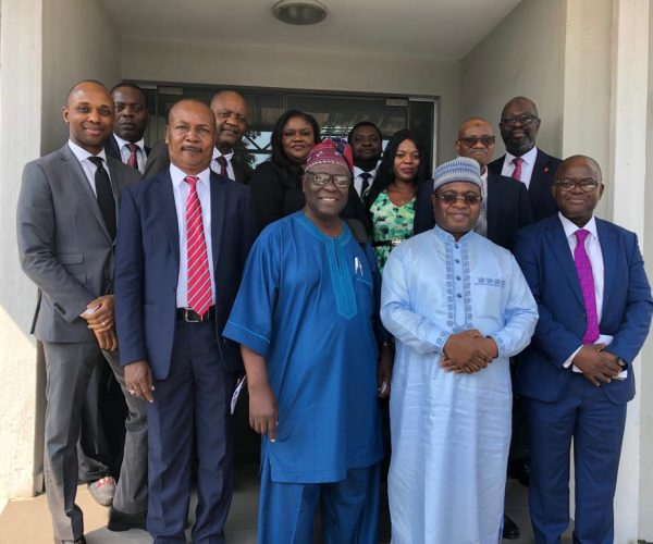 PENOP EXCO in collaborative talks with Chartered Pension Institute of Nigeria