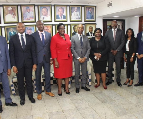 PenOp EXCO with NSE Executive Management